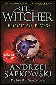 The Witcher Series of books (paperback) £5 each @ Amazon