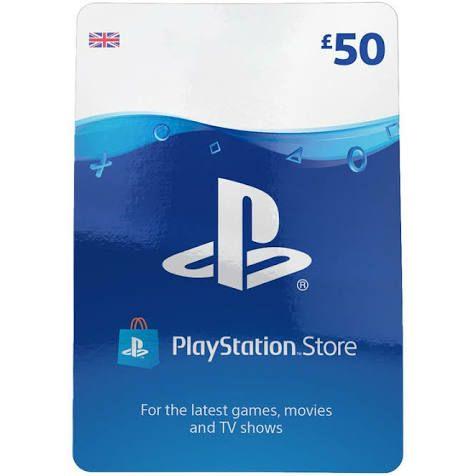 £50 Playstation Credit £40.72 @ Gamivo / cd-market