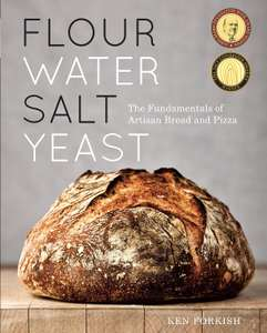 Flour Water Salt Yeast (Kindle Edition) £2.99 at Amazon