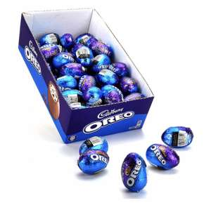 48 X Cadbury Oreo Eggs from Yankee Bundle for £12 delivered