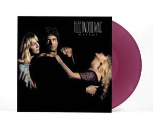 Fleetwood Mac - Mirage (Limited Edition 140g Coloured Vinyl) £14.25 (+£2.99 Non Prime) @ Amazon