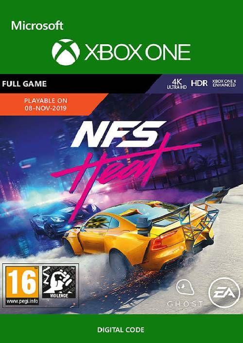 Need for Speed - Heat Xbox One (UK) - £22.99 @ Cdkeys