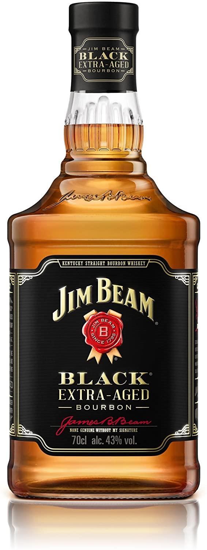 Jim Beam Black Label, 70 cl £18.50 Amazon Prime / £22.99 Non Prime