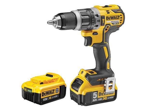 DEWALT DCD796 XR Brushless Combi Drill £111.35 @ UK Tool Centre
