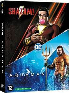 Shazam/Aquaman 4K £9.98 bundle, £4.99 each @ iTunes