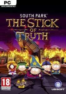 [Uplay] South Park: The Stick Of Truth (PC) - £2.49 @ CDKeys