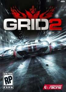 Grid 2 for Steam 91p @ Instant Gaming