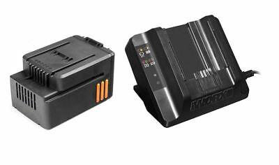 WORX WA3635 40V Battery and Charger Pack (WA3536, WA3735) £29.99 at positecworx ebay