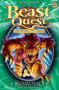 Beast Quest Komodo the Lizard King - free on Google play store