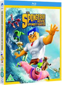 The Spongebob Movie: Sponge Out of Water [Blu-ray] [Region Free] £2.99 (£5.98 without Prime) @ Amazon