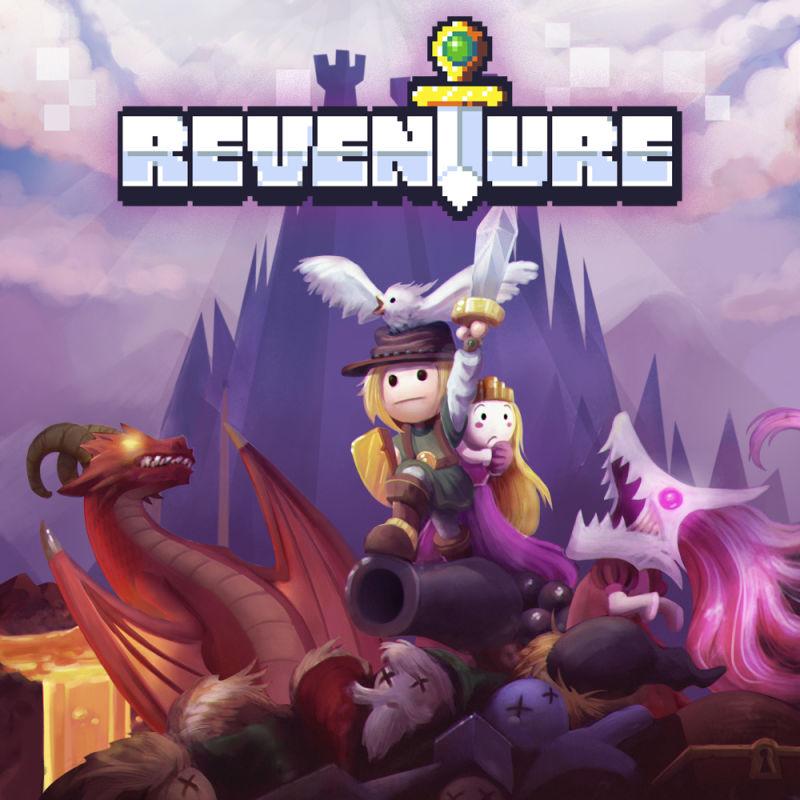 [Steam] Reventure - £1.25 - Fanatical