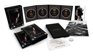 The Crown: Season One Platinum Limited Collectors Edition £16.95 @ Zoom UK