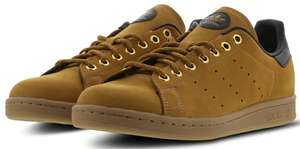 Adidas Stan Smith yellow nubuck colourway £54.99 delivered from Foot Locker (£51.53 With 6.3% TCB)