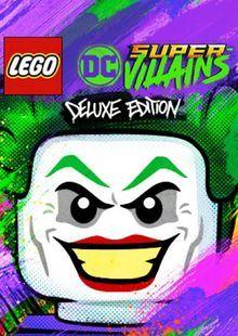 [Steam] Lego DC Super-Villains Deluxe Edition (PC) Inc Base Game & Season Pass - £6.99 @ CDKeys