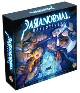 Paranormal Detectives £22.95 Delivered @ Chaos Cards