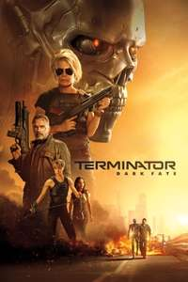Terminator Dark Fate 4K digital film £7.99 @ iTunes