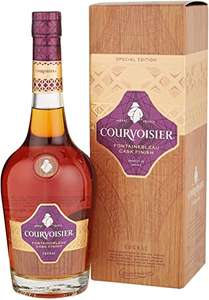 Courvoisier Fontainebleau Cask Finish Special Edition Cognac, 70 cl - £29.99 Amazon exclusive