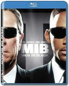 Men in Black [Blu-ray] [1997] [Region Free] - £1.99 @ sellersmediastore / eBay