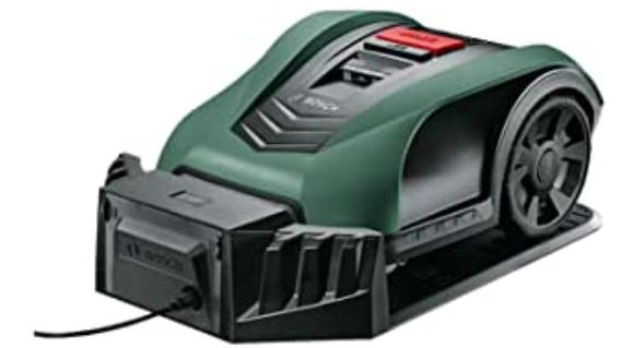 Bosch Robotic Lawnmower Indego S+ 350 (With App function & Alexa) - £579.99 @ Amazon
