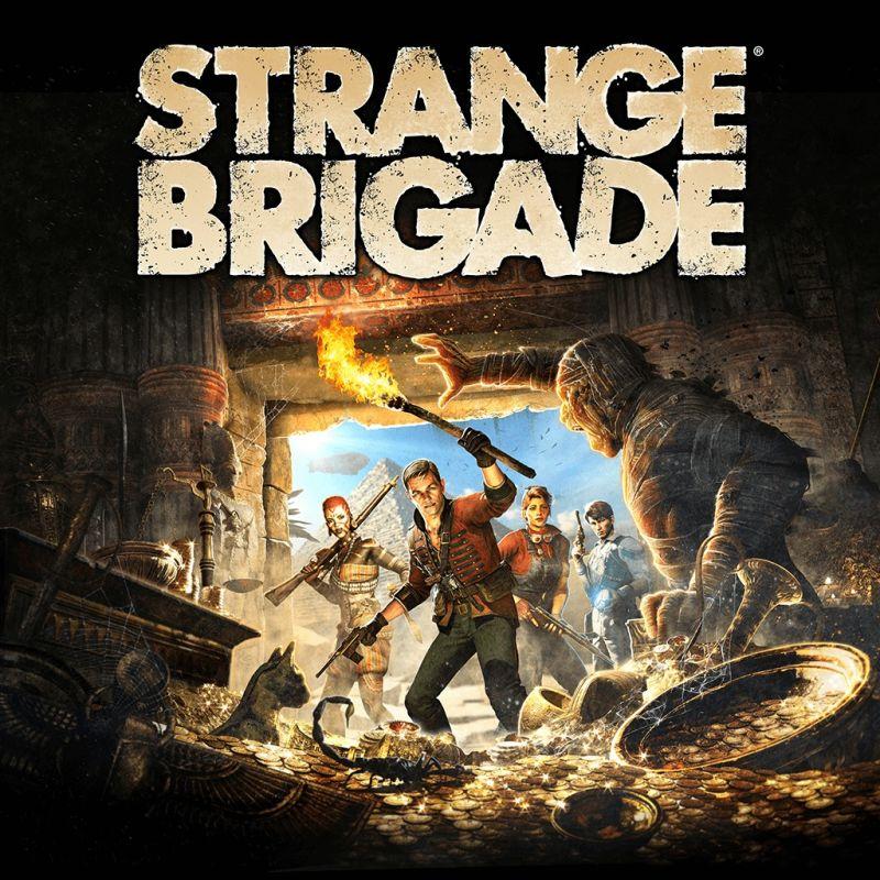 Strange Brigade PC (Steam) £7.50 at Gamersgate