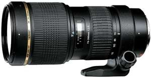 Tamron SP AF 70-200mm F/2.8 Di LD [IF] Macro Lens for Nikon £422.31 from Amazon