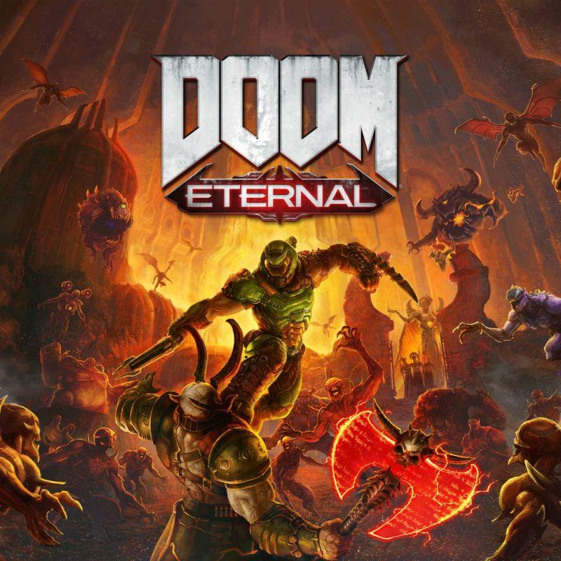 [PC] DOOM Eternal - £24.99 @ CDKeys