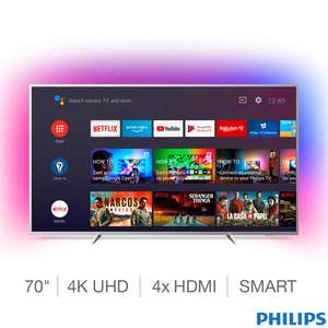 Philips 70PUS7304/12 70 Inch 4K Ultra HD Smart Ambilight TV £749.99 delivered at Costco