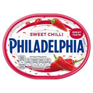 Philadelphia Original Soft Cheese180g,Lightest 180g,Light 180g,Garlic&Herb170g,sweet chilli 170g,other flavours-£1 & 340 g-£2 @Morrisons