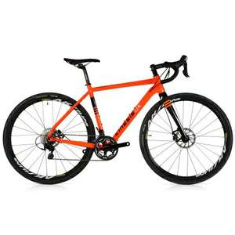 Kinesis Tripster AT 105 Gravel Bike 57cm Orange £1299 + £19.99 shipping at Merlin Cycles