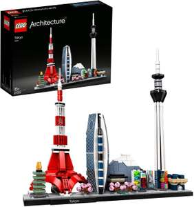 Lego Architecture Sets - Big Discounts at Amazon Germany - 21034 21039 21043 21044 21047 21051 21052 from £31.51