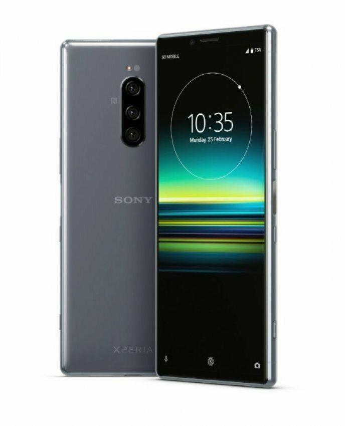 Sony Xperia 1 j8110 grade A, unlocked, grey - £275.39 @ xsitems_ltd eBay