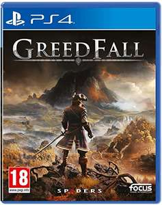 GreedFall (PS4) - £23.99 delivered @ Amazon