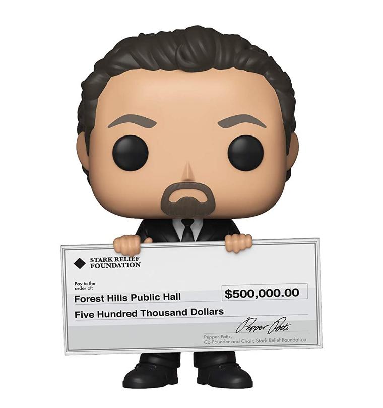 Funko POP Marvel: Spider-Man Far from Home - Happy Hogan Collectible Figure. - £5.41 (Prime) £9.90 (Non Prime) @ Amazon