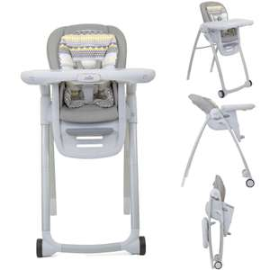Joie Mothercare Exclusive Multiply 6in1 Highchair - Heyday Grey £119.95 Delivered @ online4baby
