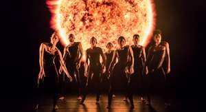 Free screening from Sadler's Wells Theatre - '8 Minutes - Alexander Whitley Dance Company'