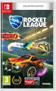 Rocket League - Collector's Edition (Nintendo Switch) £17.95 delivered @ The Game Collection