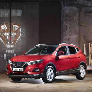 New Nissan Qashqai Hatchback 1.3 DiG-T N-Connecta [Glass Roof Pack] 5dr £17,305 / £17,880 with metallic @ Nationwidecars