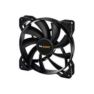 be quiet PURE WINGS 2 140mm Quiet PWM PC Case Fan, £8.66 delivered at Ballicom