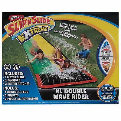 Wham-O 20ft/ 6.m Slip N Slide Extreme XL Double Wave Rider Garden Water Slide - £18.99 @ vinsaniuk / eBay