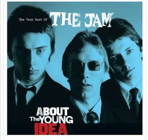 The Jam 'About The Young Idea ' Triple Vinyl 44 track Anthology £14.99 +£3.95 delivery @ Universal