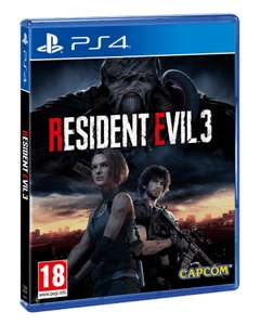 Resident Evil 3 Remake PS4 £38.84 delivered @ Shopto