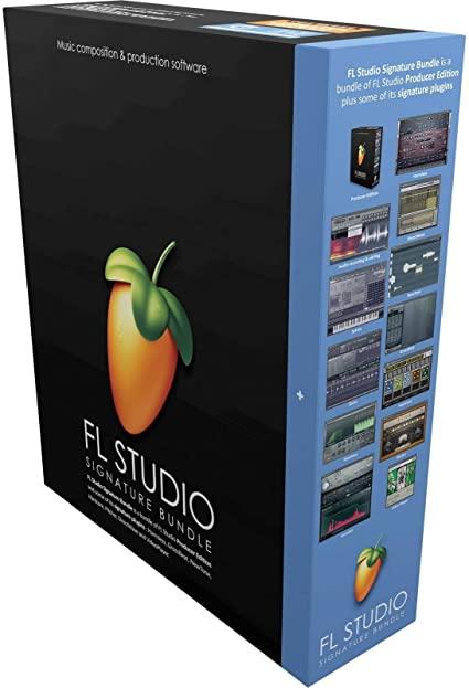 FL Studio 20 Signature Edition Software Physical Copy £195.69 @ Amazon
