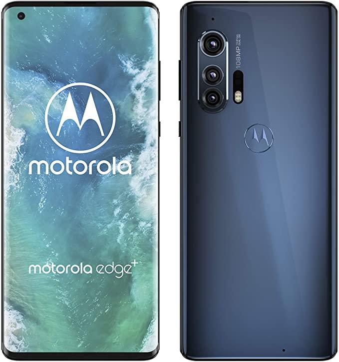 "Motorola Edge Plus (108MP, 5G, Display Endless Edge 6.7"" FHD+, Qualcomm Snapdragon Octa-Core SM8250, battery 5000 mAH £1064.83 @ Amazon IT"