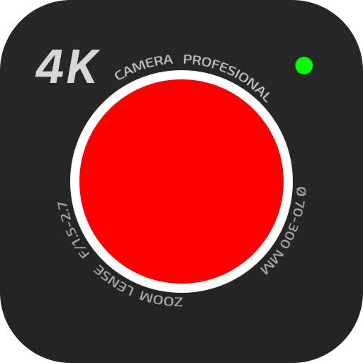 Free Android App : 4K Camera - Filmmaker Pro Camera Movie Recorder @ Google Play