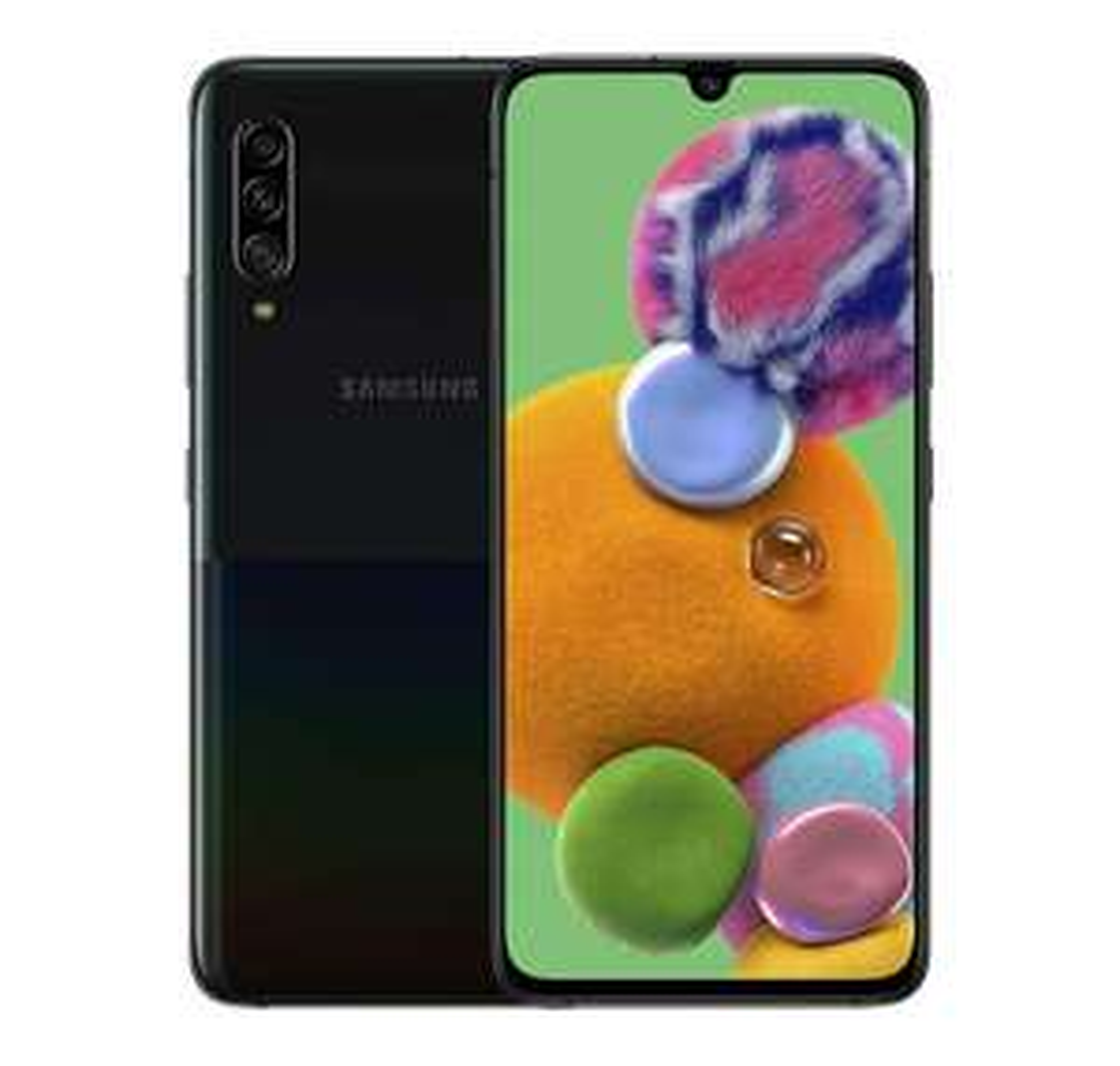Samsung Galaxy A90 5G Single-SIM 128 GB 6.7-Inch Android Smartphone - Black (UK Version) - £410 @ Amazon