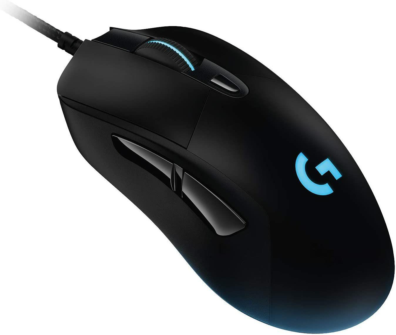 Logitech G403 Hero Wired Gaming Mouse, Hero 16K Sensor, 16000 DPI £44.89 @ Amazon