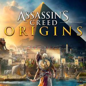 [PC] Assassin's Creed: Origins - £8.70 / Gold Edition - £13.05 - Greenman Gaming