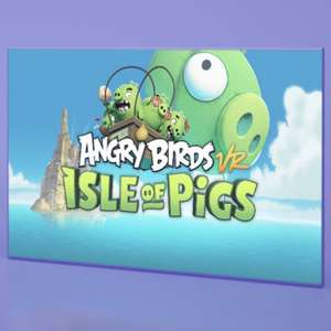 Angry Birds Oculus Quest £7.99 at Oculus