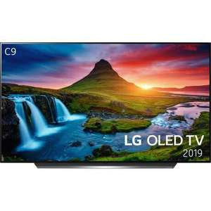 "LG OLED65C9PLA 65"" OLED TV BLACK,WEBOS-FREEVIEW-FREESAT 5 Year Warranty - £1699 @ Appliance Electronics"