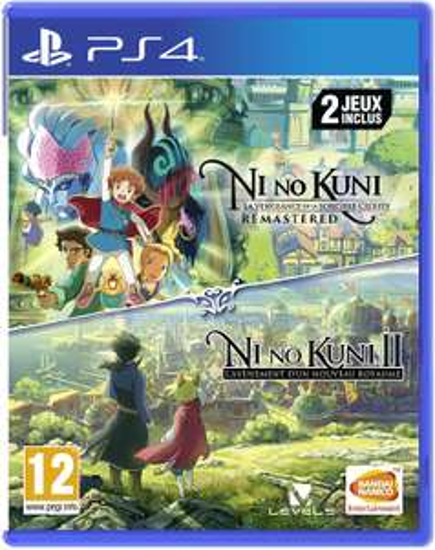 Ni No Kuni I & II Compilation (PS4) £29.31 Delivered @ Amazon.es